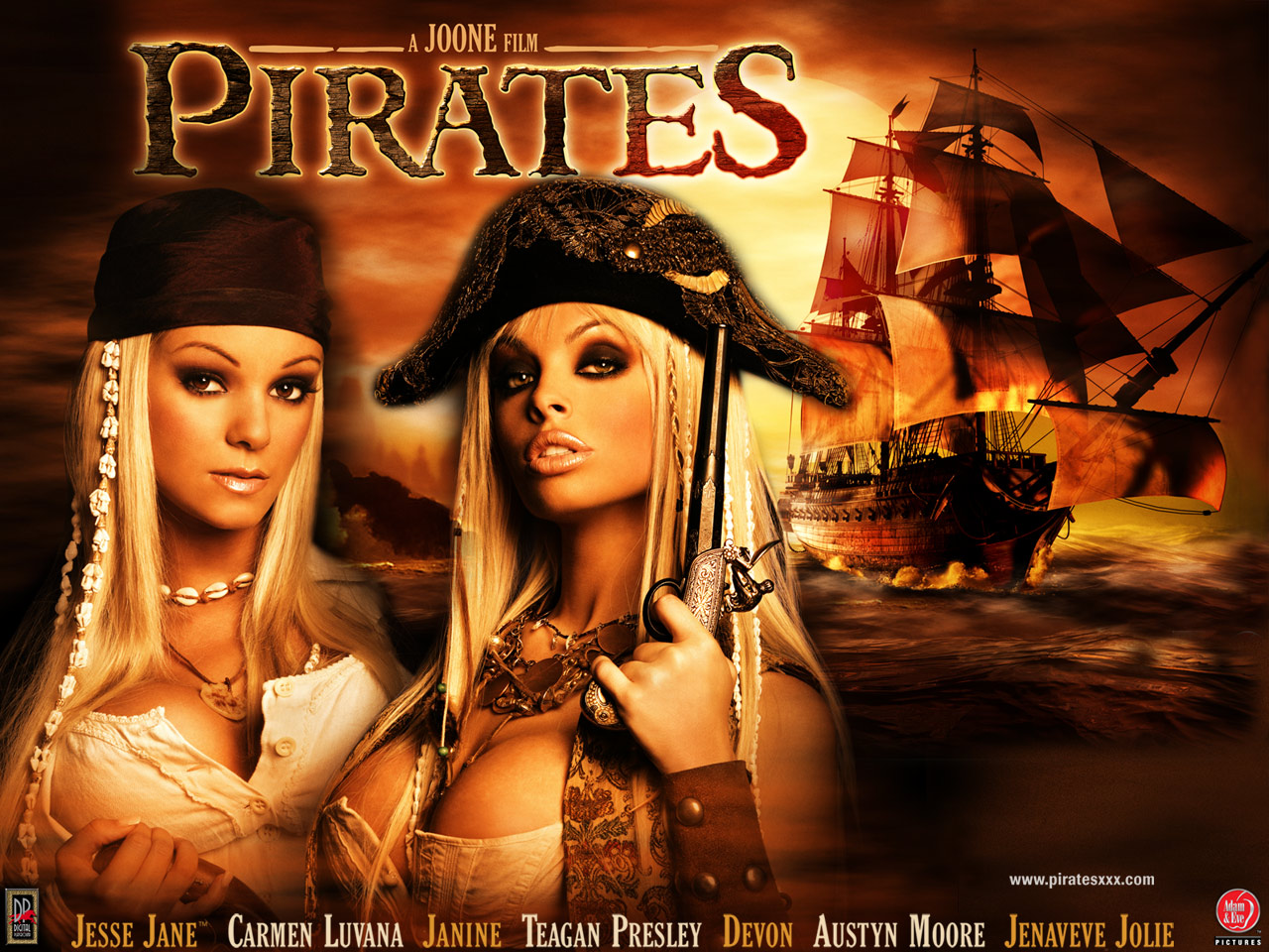 Pirates of the caribbean free xxx erotic images