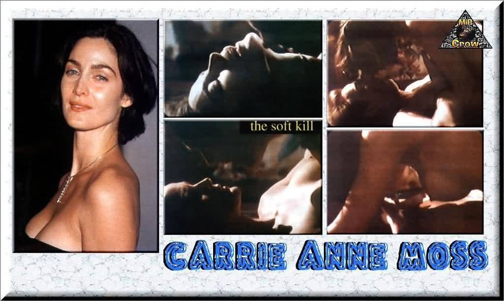 carrie anne moss nude video № 66601