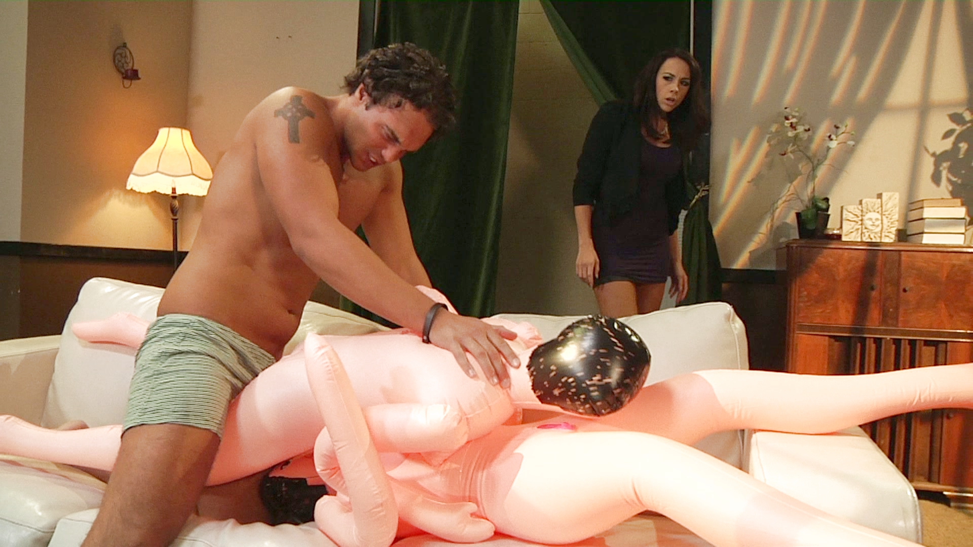 несомненно, можно порно мужик и надувная кукла можем