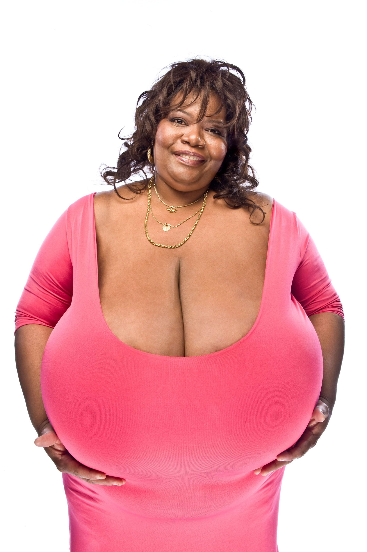 Фото женщин с самым большим размером груди 9 фотография