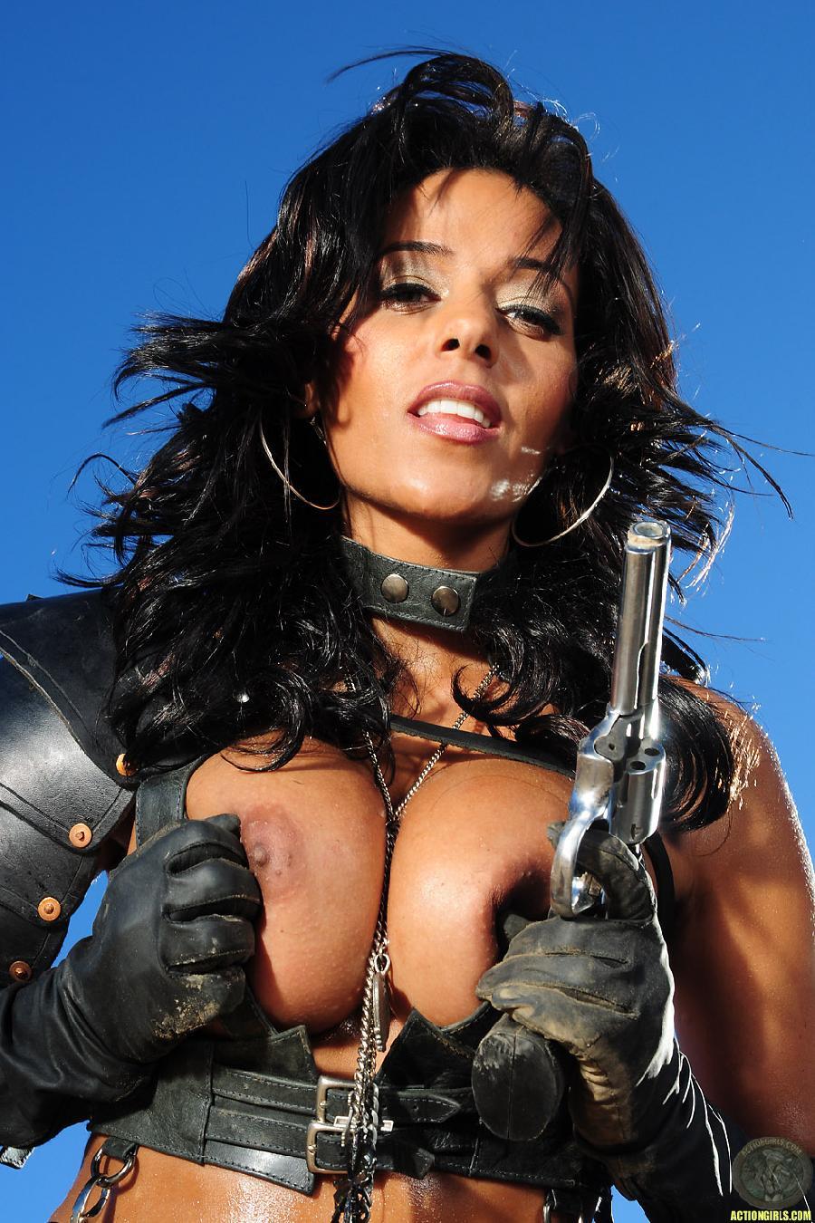 Warrior gun porn tube sex pic
