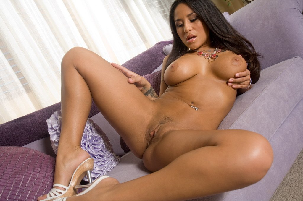 Alexis is bent and takes it from the back doggy style hard 10