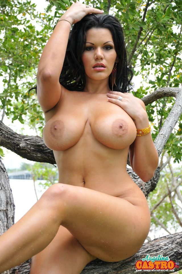 Фото голая вероника кастро