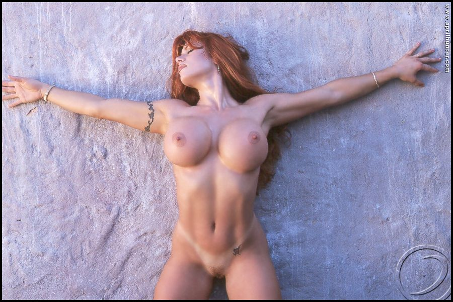 Girls naked yoga beach