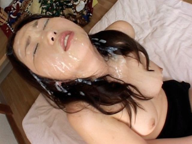 Cum whore takes multiple loads video
