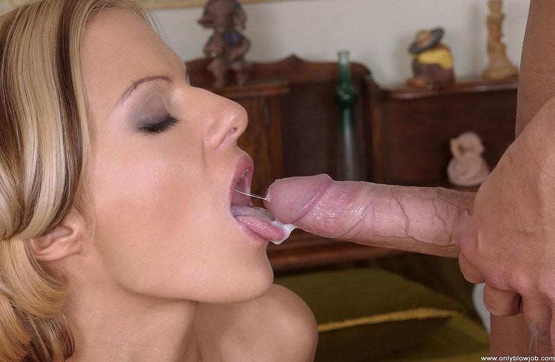 секс фото кончить в рот