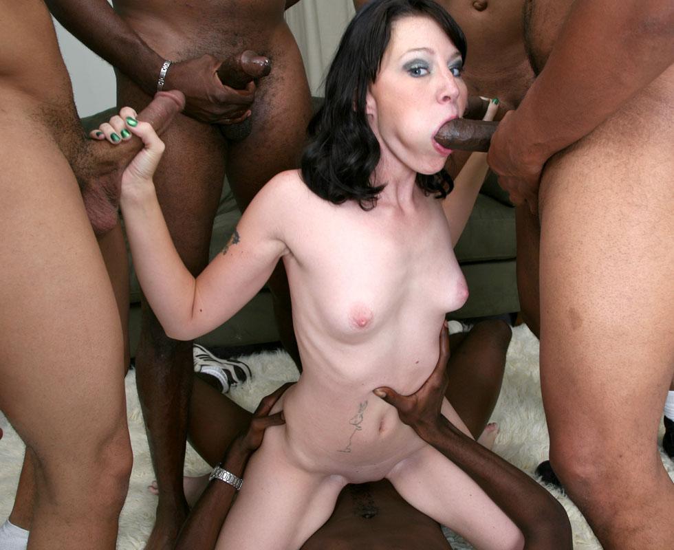 фото межрассовый секс