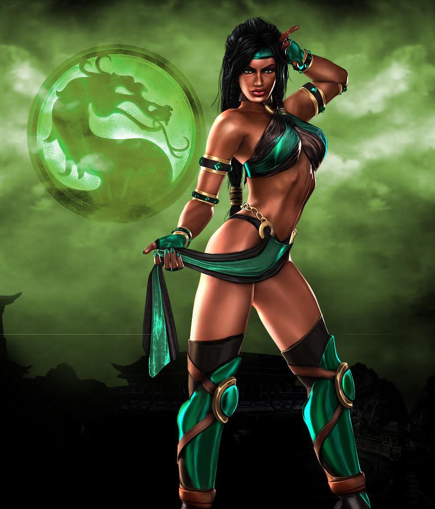 Mortal Kombat Girls PMV  XNXXCOM