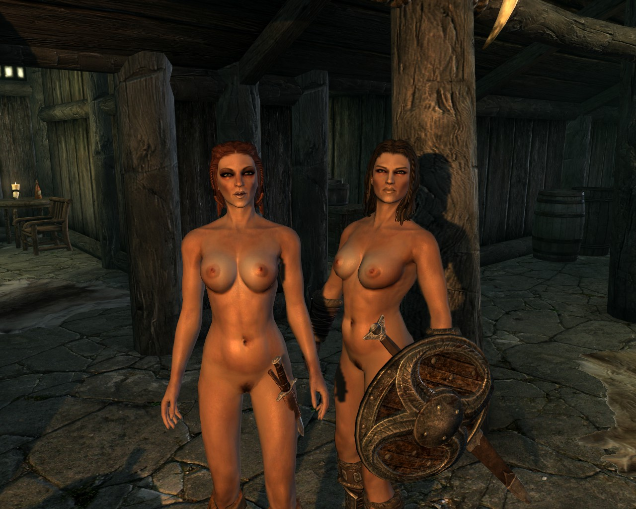 Nude videogame adult image