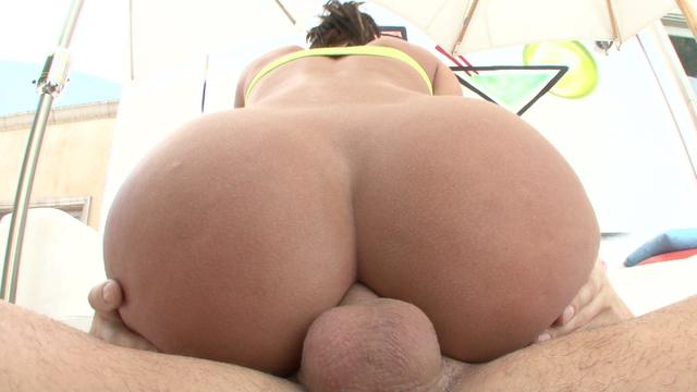 Big ass but