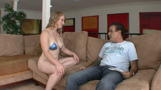 Daughter fucks mom and dad