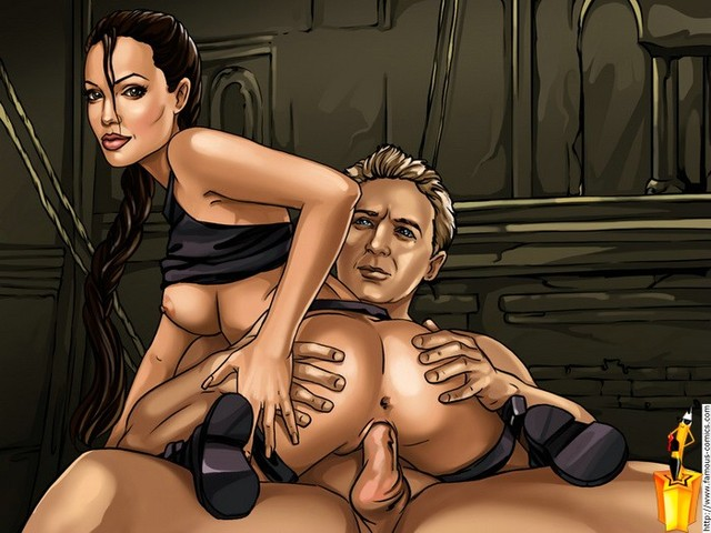 скачать порно фильм лара крофт