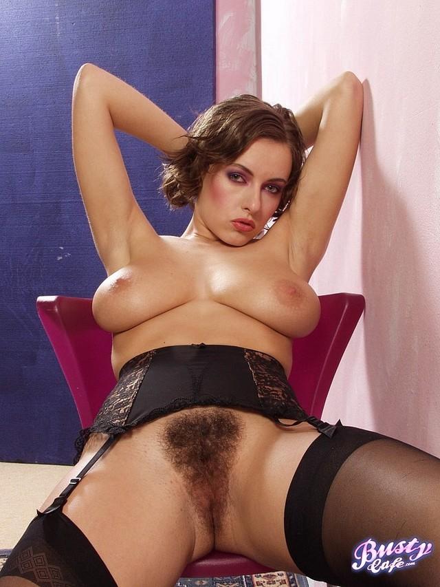 Nude Hairy Bush Brute