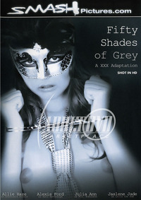 Allie Haze xxx fifty shades grey xxx adaptation adult dvd