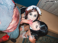 Andy San Dimas xxx gthumb dca burningangel joanna angel andy san pic