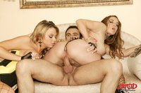 Arianna Alyse sex arianna alyse double decker sandwich movie