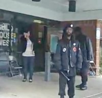 Black Panther sex black panther voter intimidation