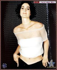 Carry Anne sex hollyrude abef bdd carrieannemoss handler