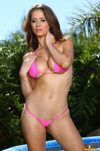 Emily Addison xxx galleries emily addison pool party