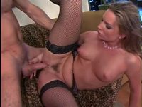 Flower Tucci sex videos screenshots preview flower tucci fishnets anal