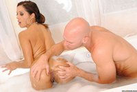Frencesca Le sex gals francesca hot bubbles hard