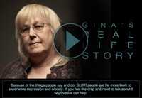 Gina Blue sex gina beyondblue category media videos