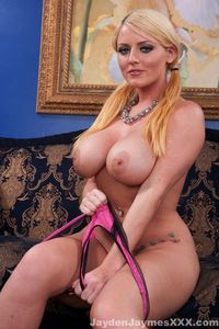Gina Wilde xxx sophie dee shows off jugs
