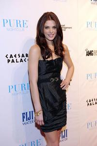 Pure Ashley sex ashley greene pure nightclub red carpet green celebrates candy land themed birthday party