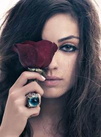 Rose Marie sex mila kunis marie claire