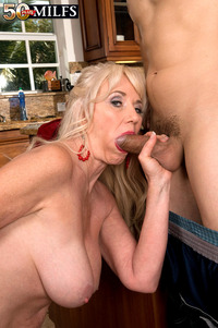 Sumeran Winters porn bfb tits blonde hardcore blowjob high heels sumeran winters housewife mature milf all hole busty granny
