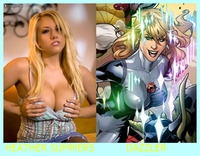 Heather Summers porn porn star heather summers dazzler superhero female adult film stars their comic book hero counterparts part nsfw