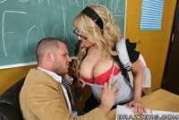 Heather Summers porn brazzers porn btas hard cock study heather summers network tits school