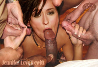 Jennifer Love xxx rub jennifer love hewitt