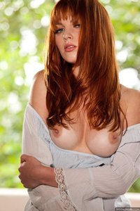 Marie McCray porn digital desire marie mccray hot red head