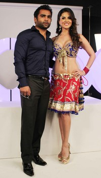 Sunny Leone xxx sunny leone hot photo shoot xxx energy drink launch photos