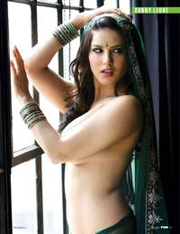 Sunny Leone xxx media original labels sunny leone photoshoot topless