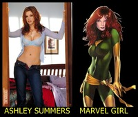 Ashley Summers xxx albums frankie comics xxx ashley summers jean grey marvel girl superhero leee user media