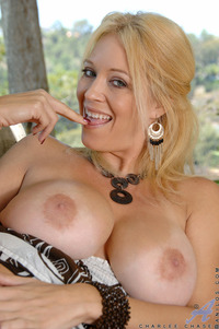 Charlee Chase porn galleries anilos charlee chase outdoor self pleasure outdoors
