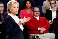 Lindsey Springer porn usa election debate ken bone actually kind awful guy