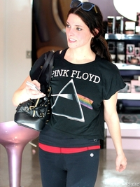 Ashley Storm xxx ashley greene hits gym studio city sweaty yoga pants workouts continue drip our dreams