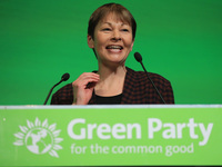 Caroline Daily porn public thumbnails caroline lucas getty news politics generalelection general election environmental campaigners back retain green partys only