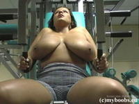Aneta Buena sex aneta buena gym orgiastic work out