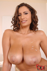 Busty Jane xxx ddf sensual jane titty fuck cum splash