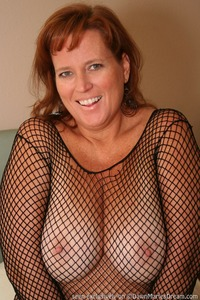 Dawn Marie porn sets fishnet meet dawn marie
