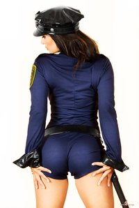 Denise Milani sex denise milani lapd threads probationary period officially over