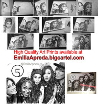 Harmony Hansen xxx fifth harmony drawing
