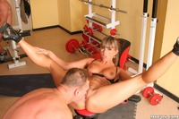 Jennifer Morante sex galleries orgy gym fuck session