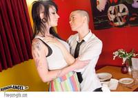 Jiz Lee porn cover hot tattooed emo gallery lesbian divas