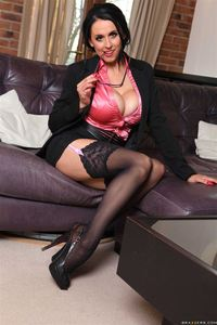 Louise Jenson xxx hosted tgp louise jenson pics bad girl gets fucked glasses stockings picture